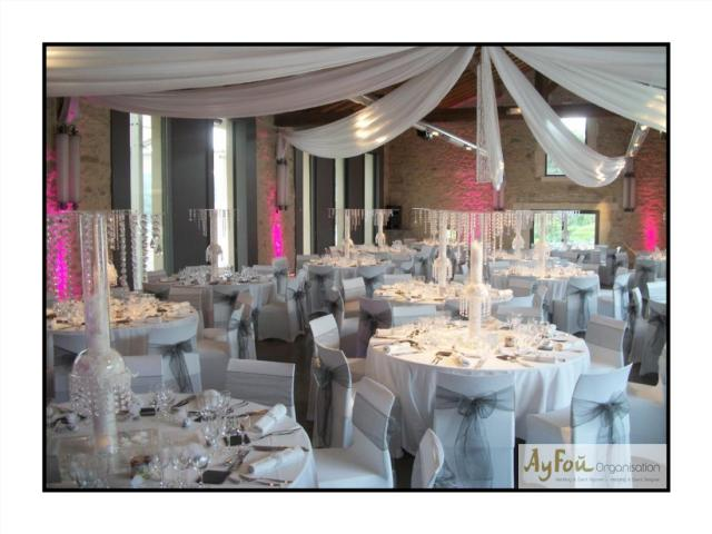Salle mariage - Domaine - 34