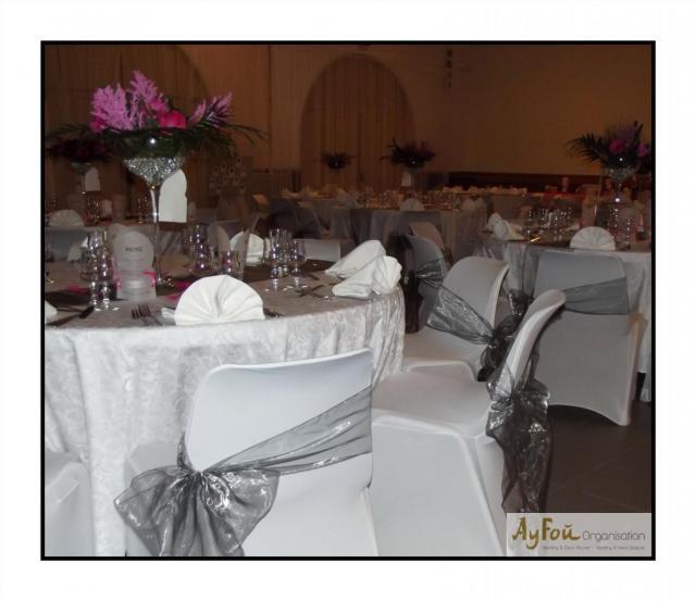 Décoration mariage - Gard 30