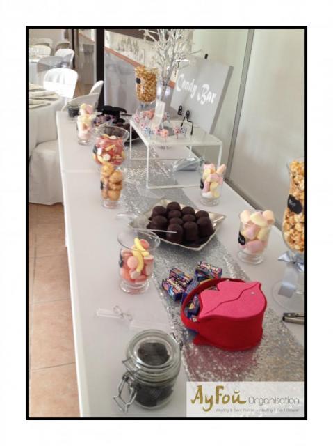 Candy bar - Mariage 34